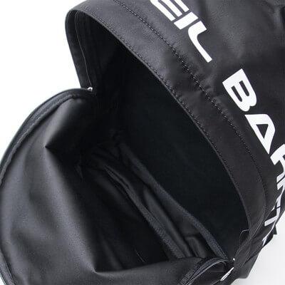 ニールバレットのバックパック詳細