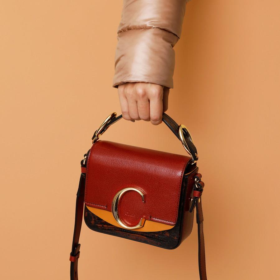 CHLOEのワンハンドルバッグ