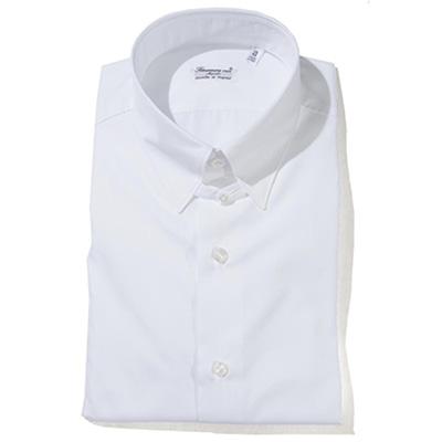 FINAMORE タブカラーシャツ