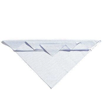 チーフの折り方、その2